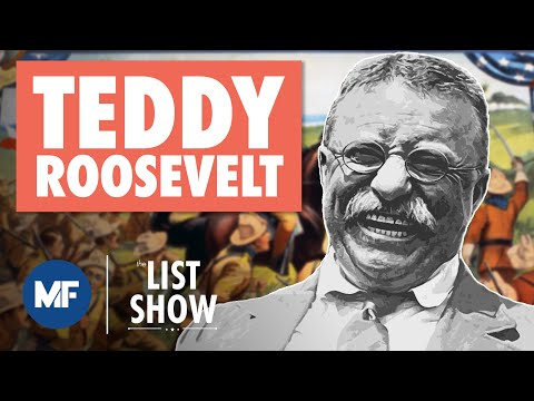 28 Facts About Theodore Roosevelt