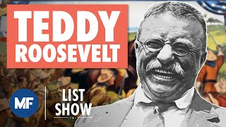 28 Theodore Roosevelt Facts