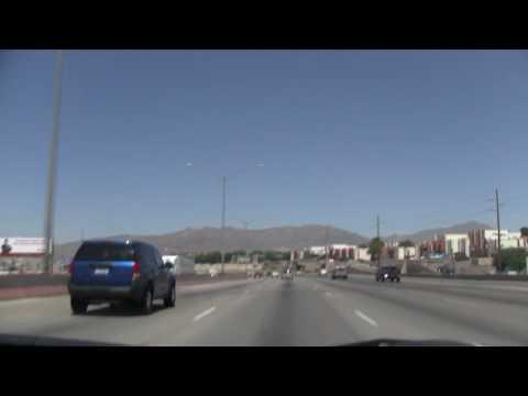 I-10 West (TX), El Paso