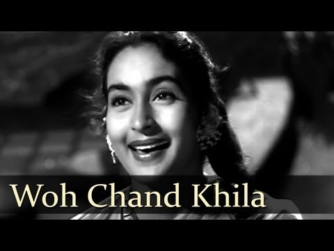 woh-chand-khila---raj-kapoor---nutan---anari---lata-mangeshkar---mukesh---evergreen-hindi-songs
