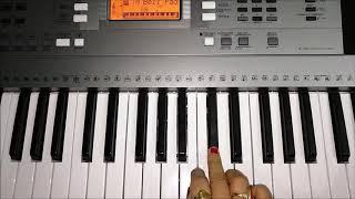 Piano cover of O kanha ab toh murli ki madhur suna do taan | Sujata Instrumental