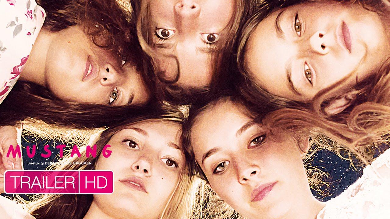 MUSTANG - Trailer Ufficiale HD - Al cinema