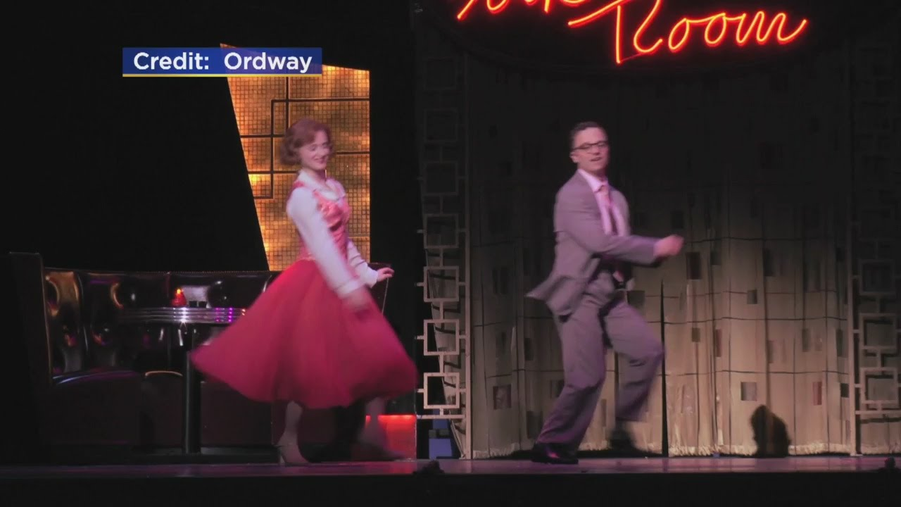 Romance & Music: 'White Christmas' At The Ordway - YouTube