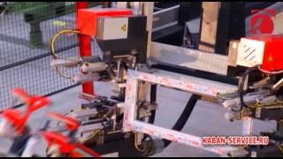 FA1050 KABAN(FA1050 KABAN - 4x4 Сварочный и Зачистной Центр с ЧПУ • Состоит из сварочного станка 4х4, переносного робота, зачистн..., 2013-04-18T14:38:46.000Z)
