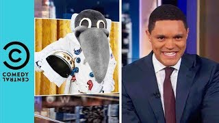 The United States Space Force Announcement   The Daily Show With Trevor Noah