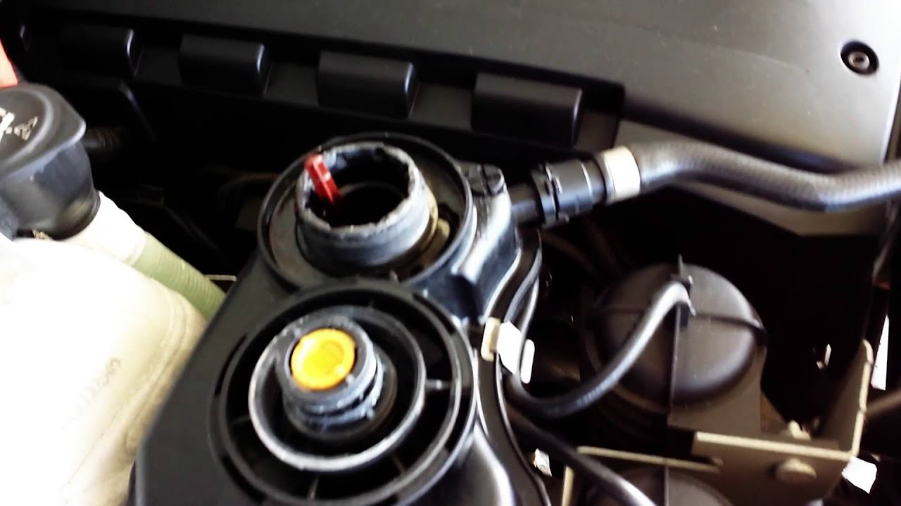 Helping Cool the BMW Cooling System