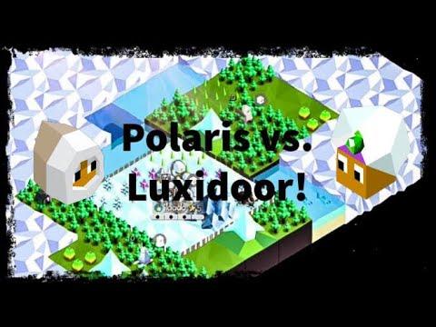 Polaris vs Luxidoor |