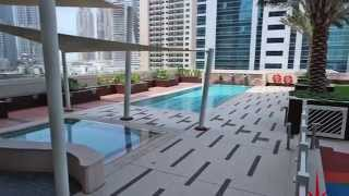 Dubai Marina, Penthouse, with Marina, Partial Sea and JLT Skyline View, capella properties