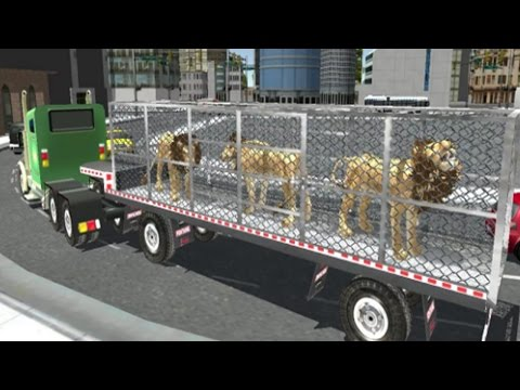Zoo Animal Transport Simulator 3D # 2017