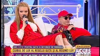 Repeat youtube video Iubita lui Guţă, Beyonce de România: