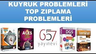 Kuyruk - Zıplayan Top Problemleri - KPSS - ALES - DGS - Umut Türkyılmaz