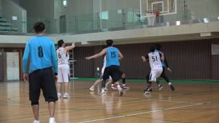 18회 소프모어 농구대회 예선11 레드핫 VS UTG 3Q 2
