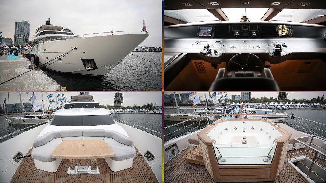 5 bin lira ile 35 milyon lira değerindeki Tekneler ve Yatlar