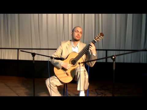 George Gershwin - Summertime (arr. A. Olshansky)