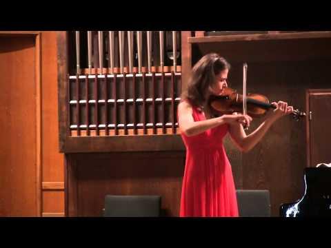 J.S.Bach, Chaconne from Partita N. 2 | Maryana Osipova