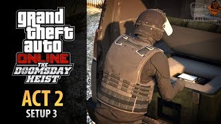 GTA Online: Doomsday Heist Act #2 - Setup: Salvage Hard Drives (Elite & Mastermind II)