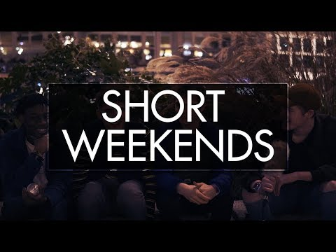 SHORT WEEKENDS INTERVIEW (BEAT THE STREETS 2018)