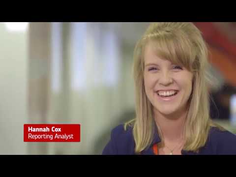 Meet our people - Hannah Cox, Reporting Analyst