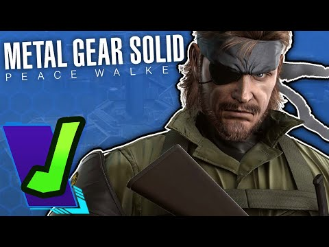 Metal Gear Solid Peace Walker - Beating the Dead Horse