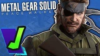 Metal Gear Solid Peace Walker - Beating the Dead Horse