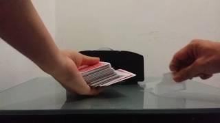 [產品介紹] 自動洗牌機