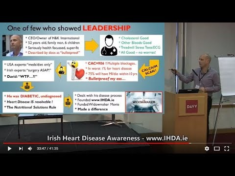 Fat Emperor Talk at FIT-CEO Conference Dublin, Nov 2017
