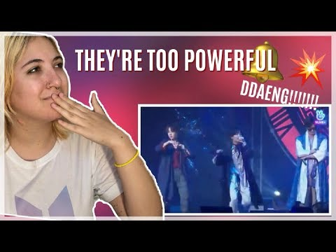 BTS 'DDAENG' RM SUGA JHOPE @ PROM PARTY FESTA 2018 REACTION