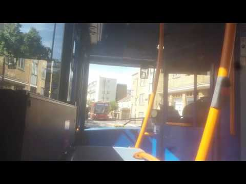 Stagecoach London 36366 - Route D3 Journey - Rerouted Again