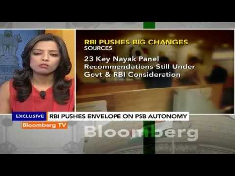 """Political Capital: """"RBI Presence On PSB Board Makes A Very Big Difference"""""""