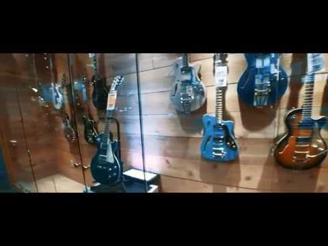 take a walk @ guitar center San francisco