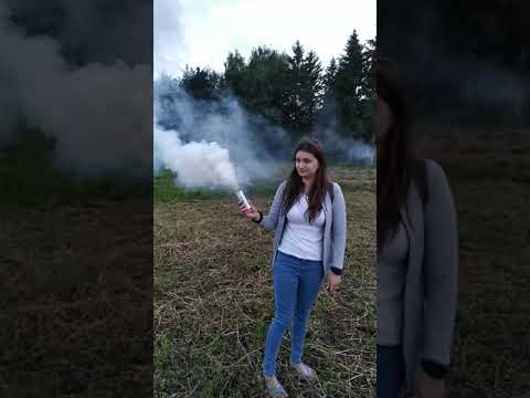 Димова шашка MaXSEM Smoking FOUNTAIN WHITE