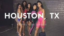 Travel Vlog Diaries | Houston, TX.. PART1