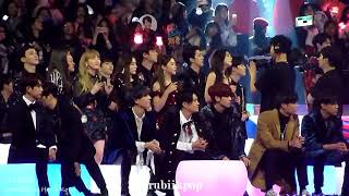 Video [My Fav] 171201 MAMA - Super Junior Black Suit Reaction: EXO Taemin Red Velvet NCT127 Wanne One Got7 download MP3, 3GP, MP4, WEBM, AVI, FLV Februari 2018