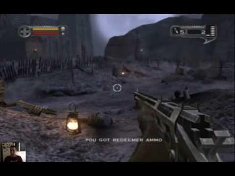 Darkwatch Playstation 2 Youtube