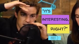 "MatPat Saying ""Interesting"" For 2 More Minutes"