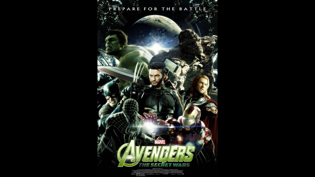 AVENGERS Infinity War Hindi Dubbed Trailer HD Fanmade ...