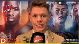 """🇬🇧Charlie Edwards-""""I'll NEVER Take my Foot off the Gas""""💯""""I've Worked 15 Long Years""""👊🏻"""