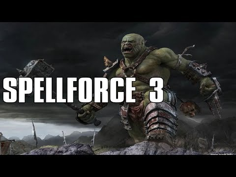 Spellforce 3 Beta Gameplay - Orcs are Back
