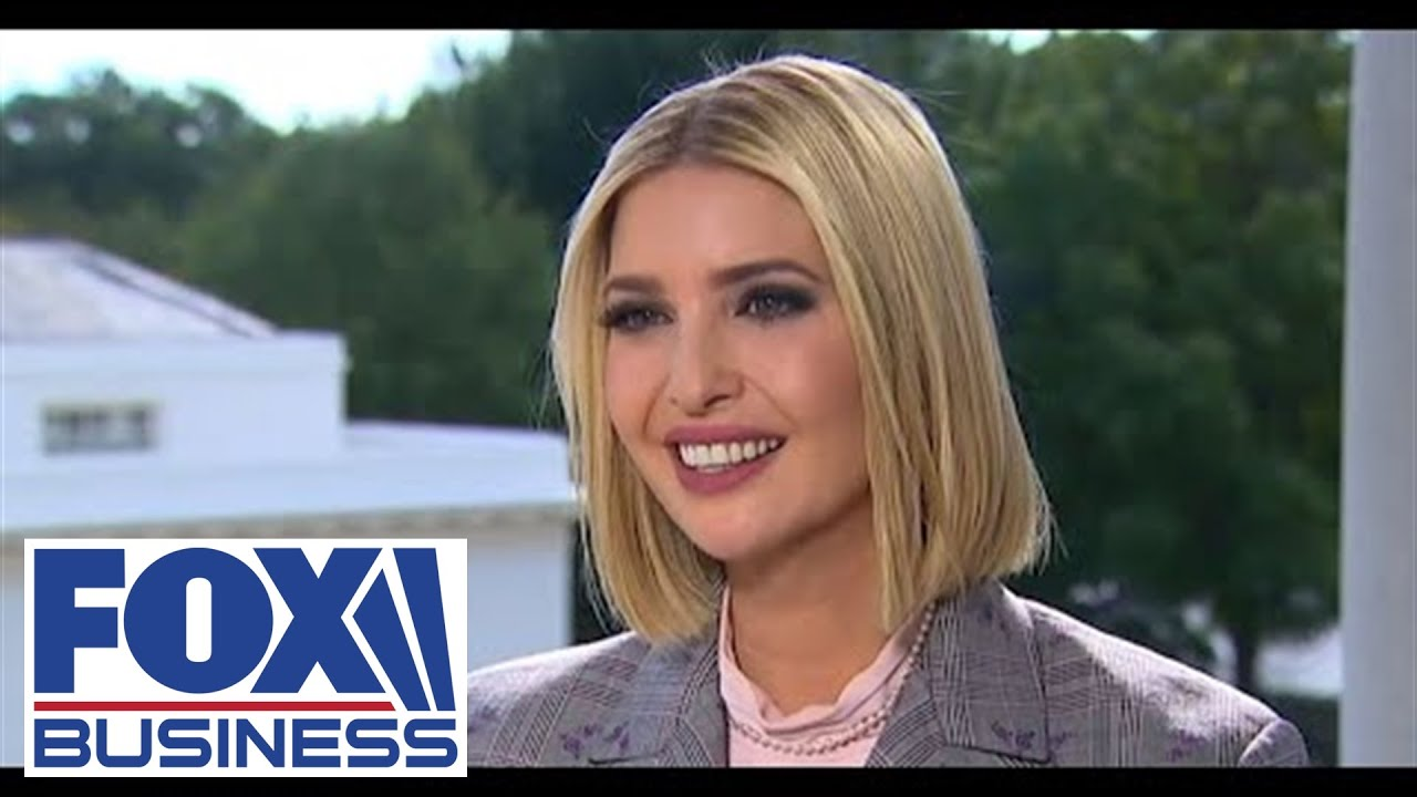 FOX Business Ivanka Trump reacts to impeachment inquiry for the first time