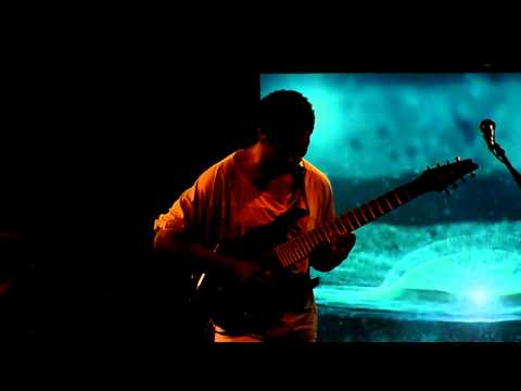 Animals as Leaders - Weightless (live at Frankfurt)