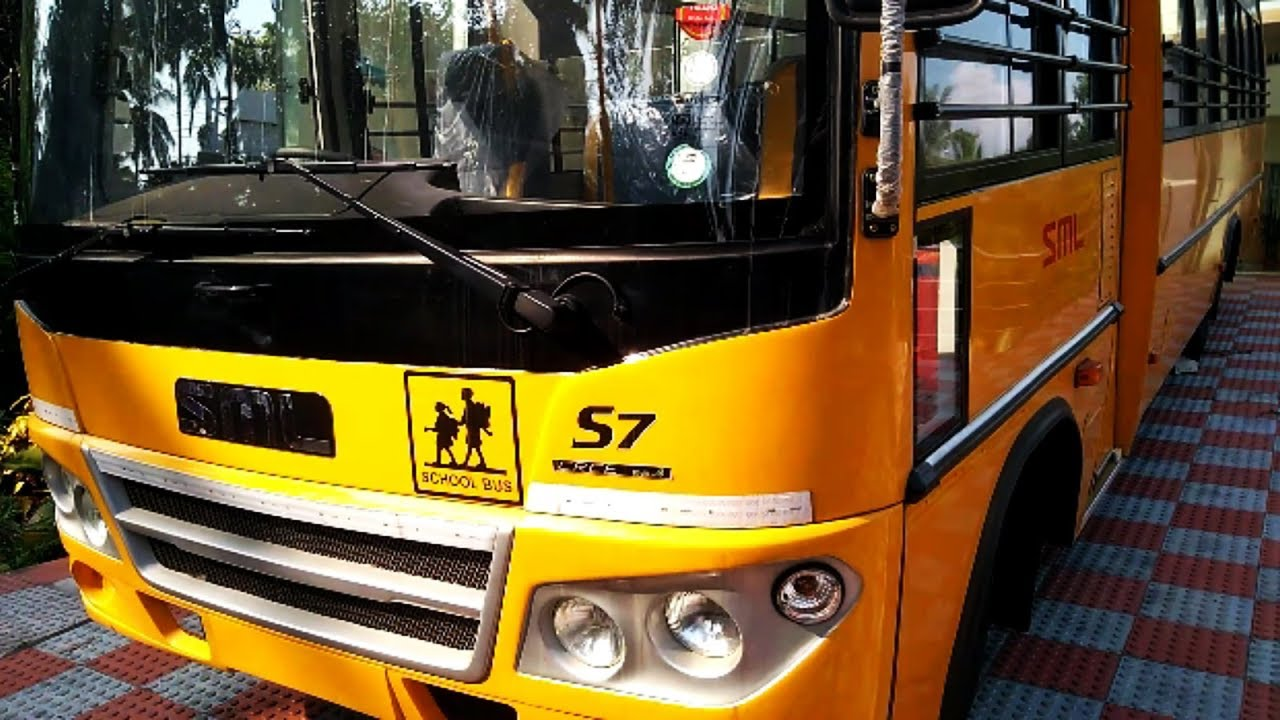 hight resolution of sml isuzu school bus complete review including engine price specifications