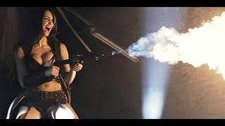 Death Race 3 - Music Video  ( Skillet - Monster) [HD]