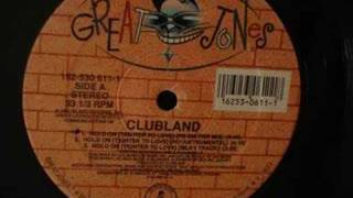 Clubland - Hold On (Tighter To Love) (To Die For Mix) 1991.
