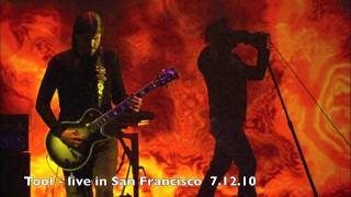Tool - Jambi (live San Francisco 10) - HQ audio