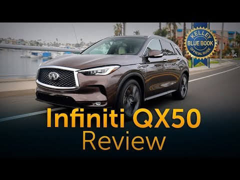 2019 Infiniti QX50 – Review & Road Test