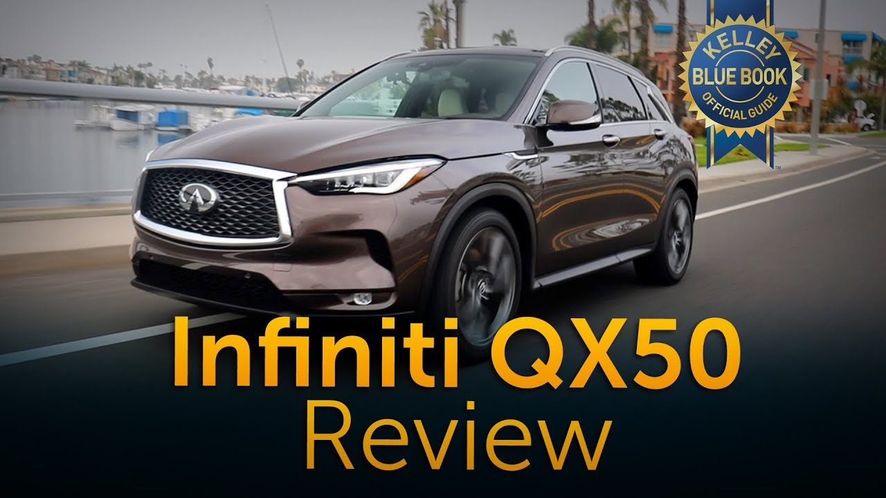 2019 infiniti qx50 - review  u0026 road test