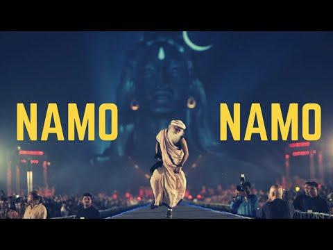 Namo Namo Shankara feat Sadhguru and Adiyogi