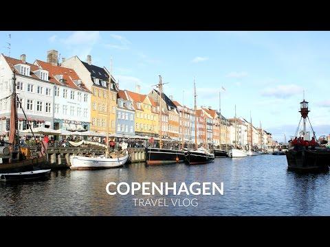 72 HOURS IN COPENHAGEN TRAVEL VLOG / Nishi V