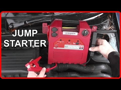 how-to-start-your-car-using-a-portable-jump-starter
