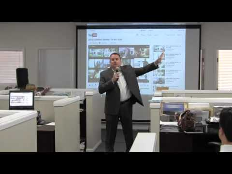 CBPRE March 2012 Sales Meeting